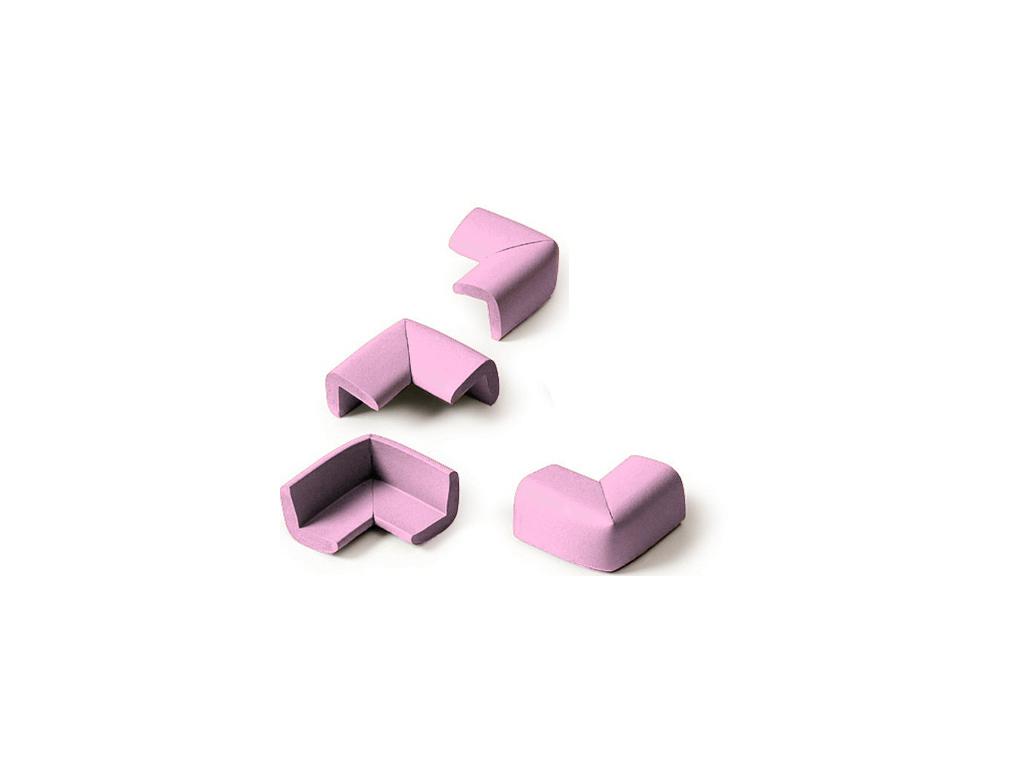 Προστατευτικά γωνιών αφρώδη 4 τεμαχίων Ροζ - OEM αυτοματισμοί και ασφάλεια   άλλα προϊόντα ασφαλείας και αυτοματισμού