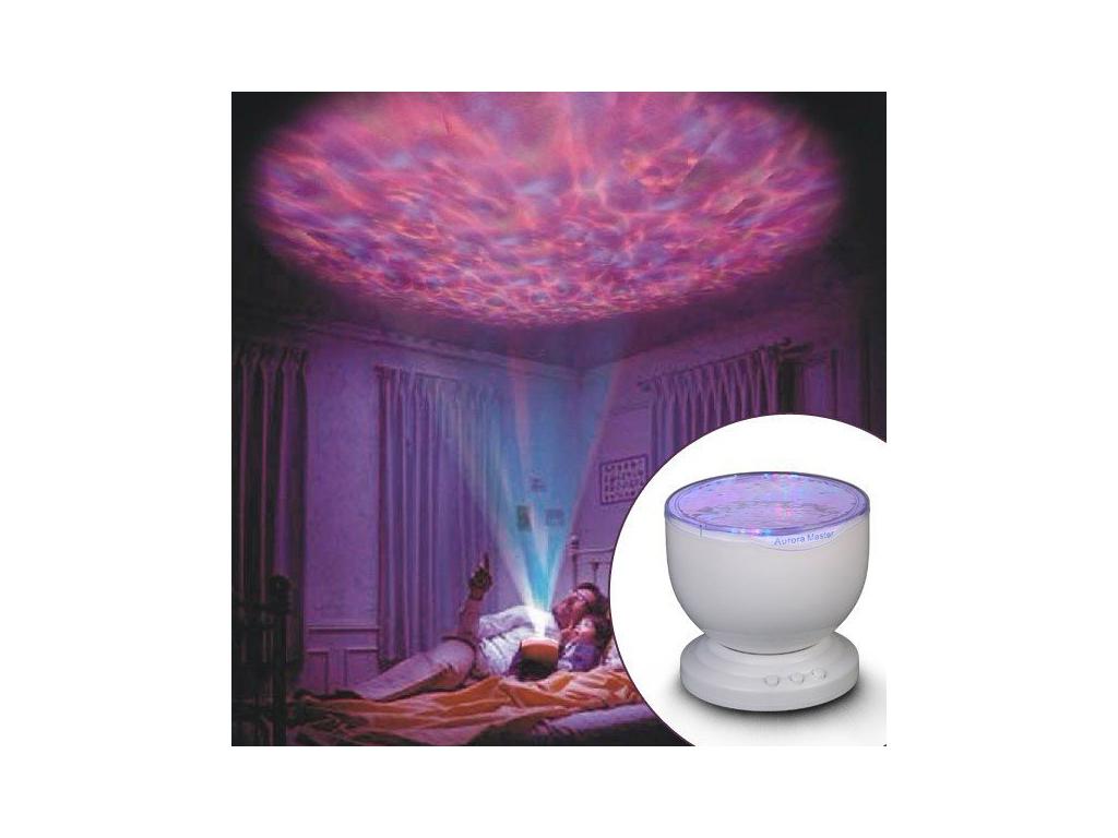 Προτζέκτορας LED Θαλάσσια Κύματα με Ηχείο - Aurora Master Projector - OEM διακόσμηση και φωτισμός   led φωτισμός