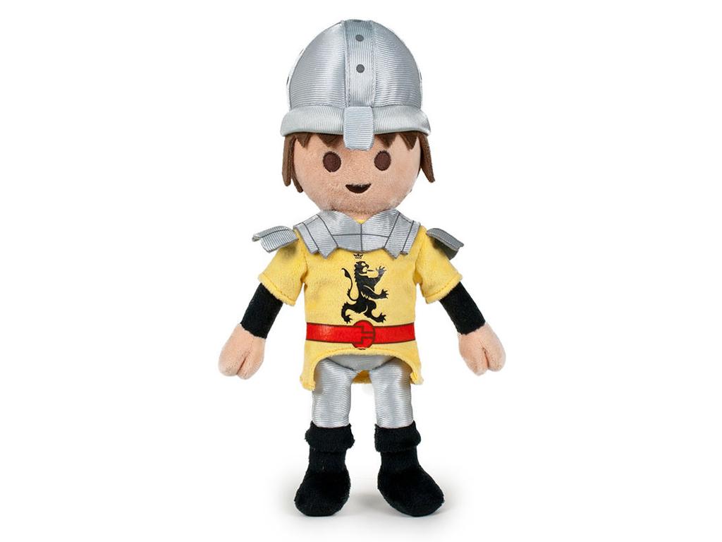 Playmobil Λούτρινο Παιχνίδι 33cm Ιππότης - Playmobil για μωρά   λούτρινα παιχνίδια