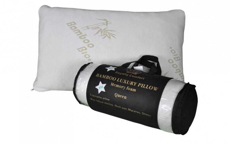 Royalty Comfort Queen Ανατομικό Mαξιλάρι Ύπνου Βιολογικό Υποαλλεργικό Εργονομικό υγεία  και  ομορφιά   αντιμετώπιση πόνου