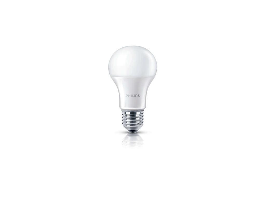 Philips Σετ 2 Λαμπτήρες LED Χωρίς ροοστάτη E27 6W με Ζεστό Λευκό Φως - Philips διακόσμηση και φωτισμός   led φωτισμός