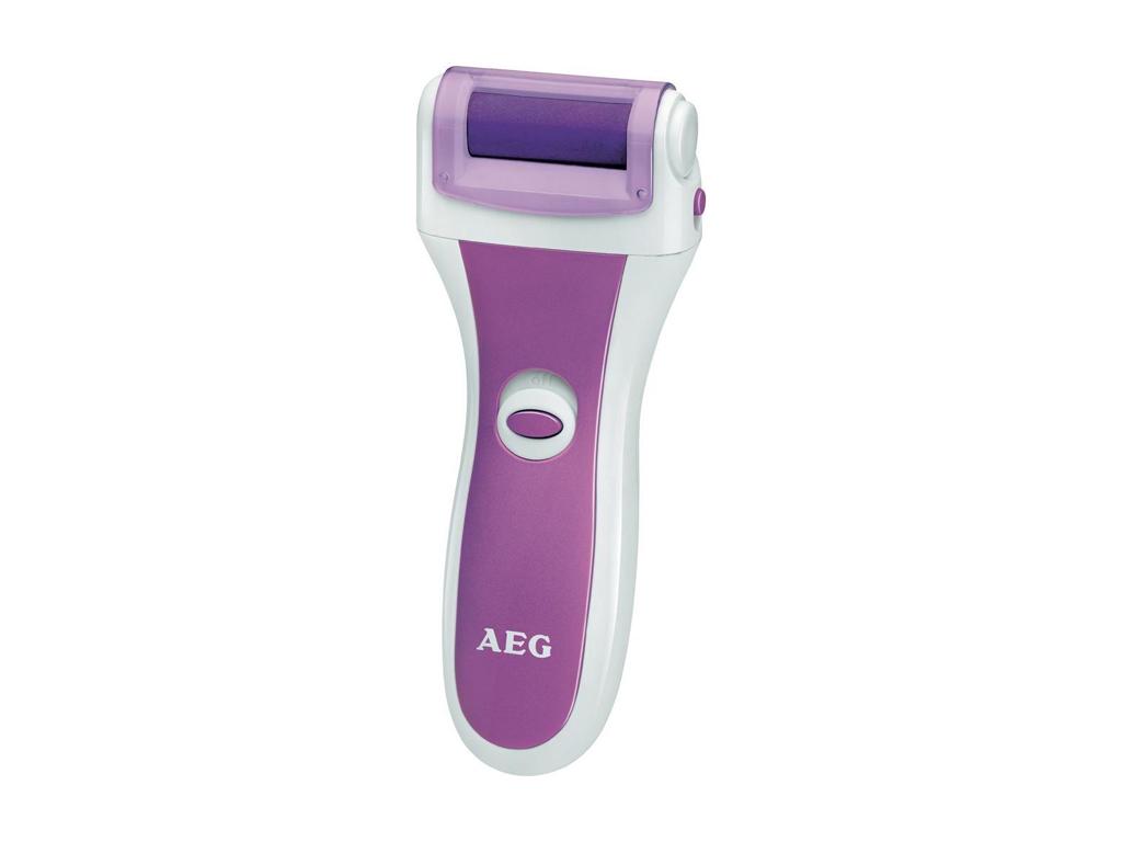 AEG Λίμα - Συσκευή Αφαίρεσης Κάλων για τα Πόδια Callus Remover με 4 Κυλίνδρους,  υγεία  και  ομορφιά   μανικιούρ   πεντικιούρ