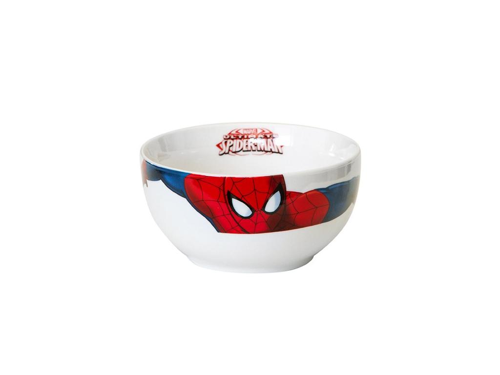 Disney Παιδικό Μπολ 13cm από Πορσελάνη με θέμα Spiderman, 647784 - Disney σερβίρισμα   σερβίτσια