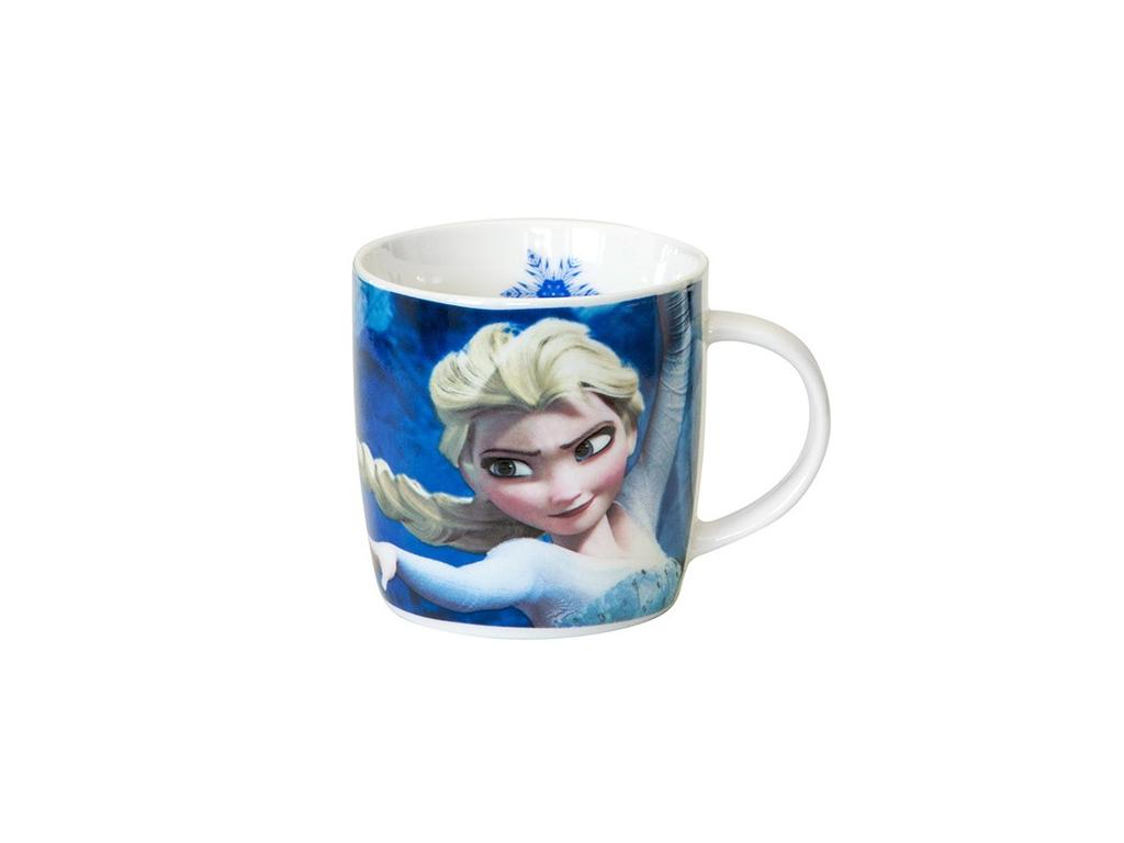 Disney Παιδική Κούπα 280 ml από Πορσελάνη με θέμα Frozen Elsa, 648389 - Disney σερβίρισμα   κούπες και ποτήρια