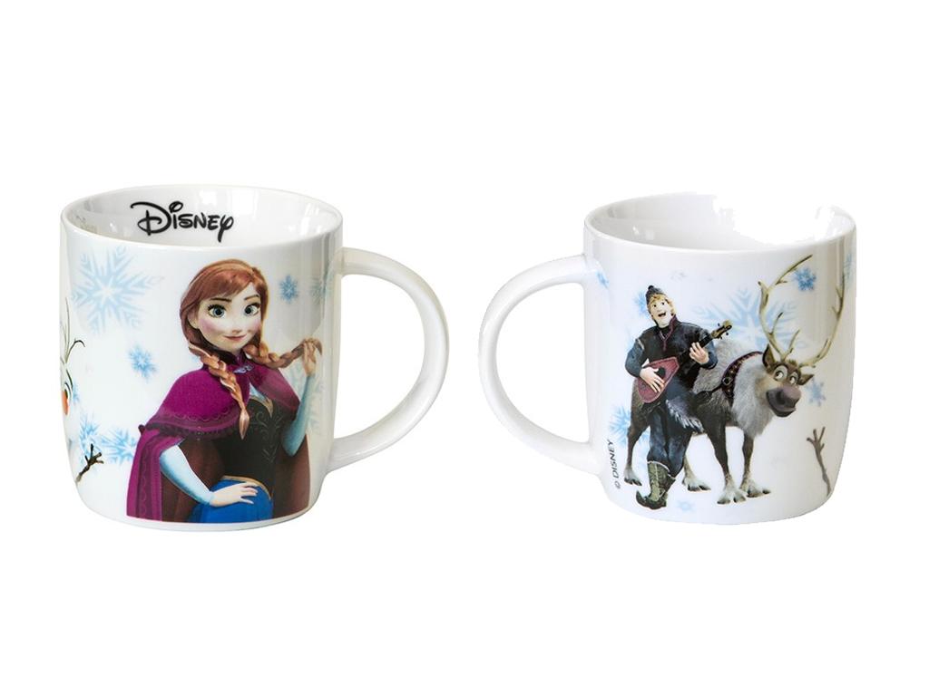 Disney Παιδική Κούπα 360 ml από Πορσελάνη με θέμα Frozen Anna, 647796 - Disney σερβίρισμα   κούπες και ποτήρια