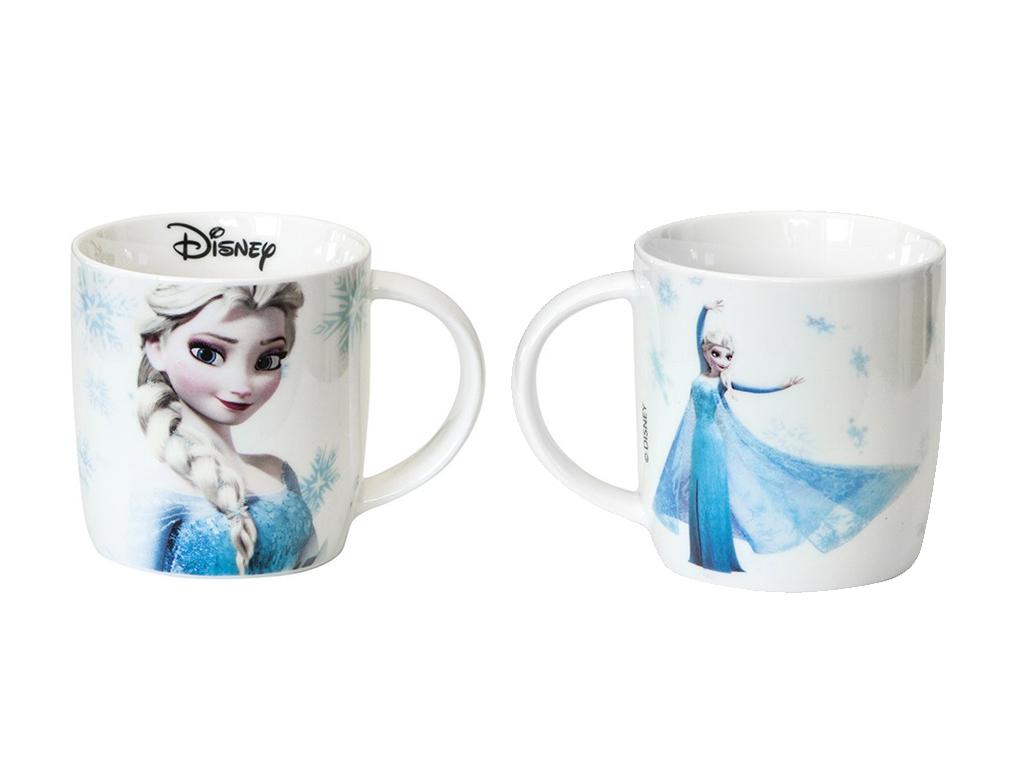 Disney Παιδική Κούπα 360 ml από Πορσελάνη με θέμα Frozen Elsa, 647797 - Disney σερβίρισμα   κούπες και ποτήρια