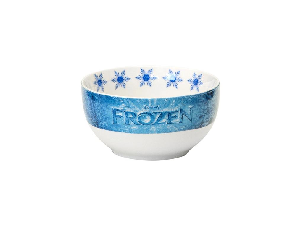Disney Παιδικό Μπολ 13cm από Πορσελάνη με θέμα Frozen Elsa, 648390 - Disney σερβίρισμα   σερβίτσια
