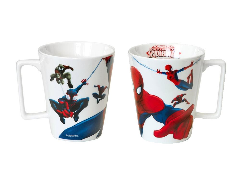 Spiderman Παιδική Κούπα 315 ml από Πορσελάνη, Marvel 647793 - Disney σερβίρισμα   κούπες και ποτήρια