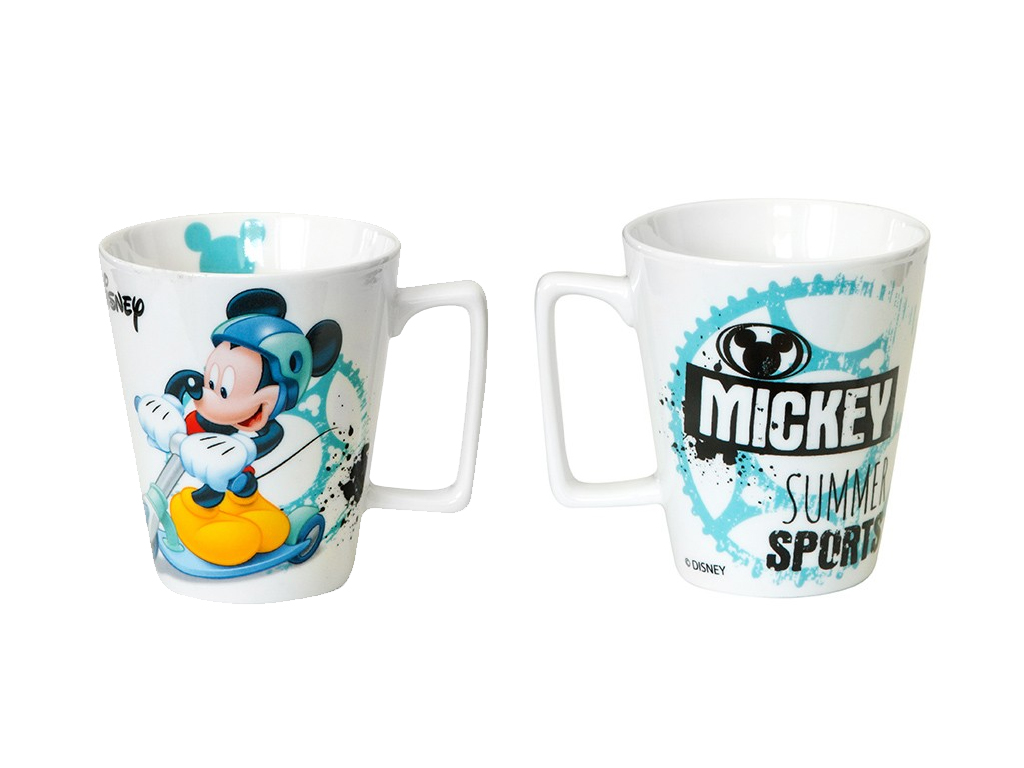 Disney Παιδική Κούπα 315 ml από Πορσελάνη με θέμα Mickey Mouse, 647790 - Disney