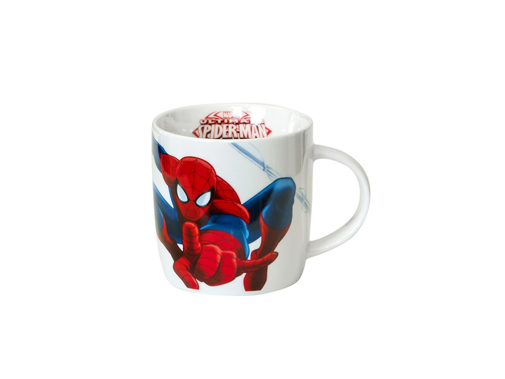 Disney Παιδική Κούπα 280 ml από Πορσελάνη με θέμα Spiderman, 647783 - Disney σερβίρισμα   κούπες και ποτήρια