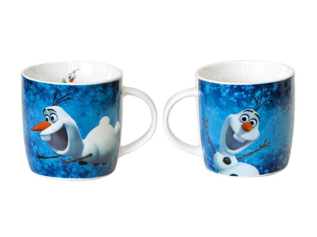 Disney Παιδική Κούπα 280 ml από Πορσελάνη με θέμα Frozen Olaf, 648386 - Disney σερβίρισμα   κούπες και ποτήρια
