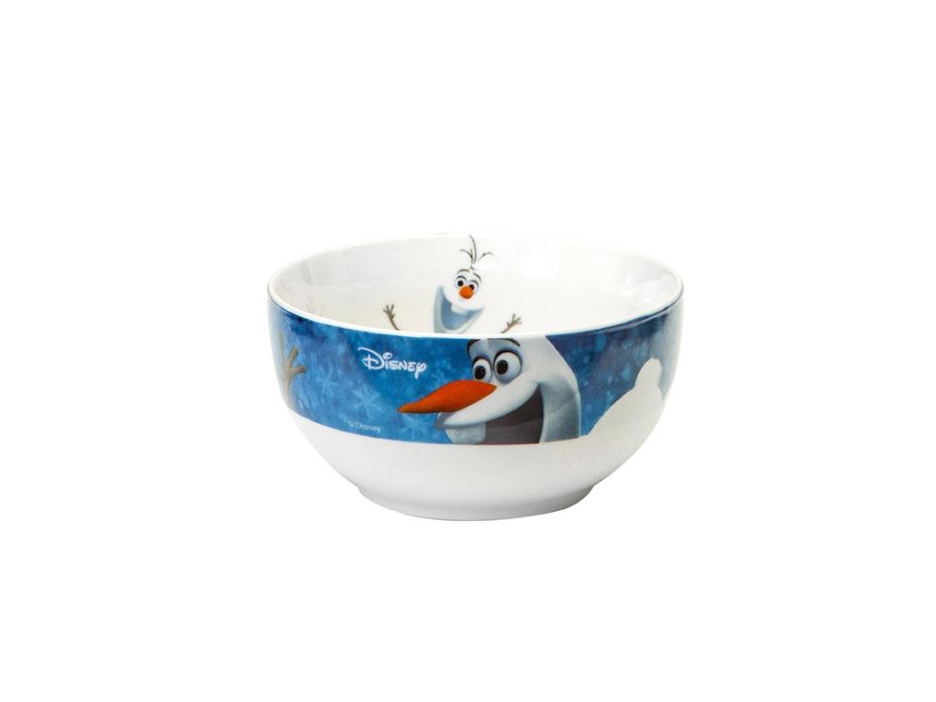 Disney Παιδικό Μπολ 13cm από Πορσελάνη με θέμα Frozen Olaf, 648387 - Disney σερβίρισμα   σερβίτσια