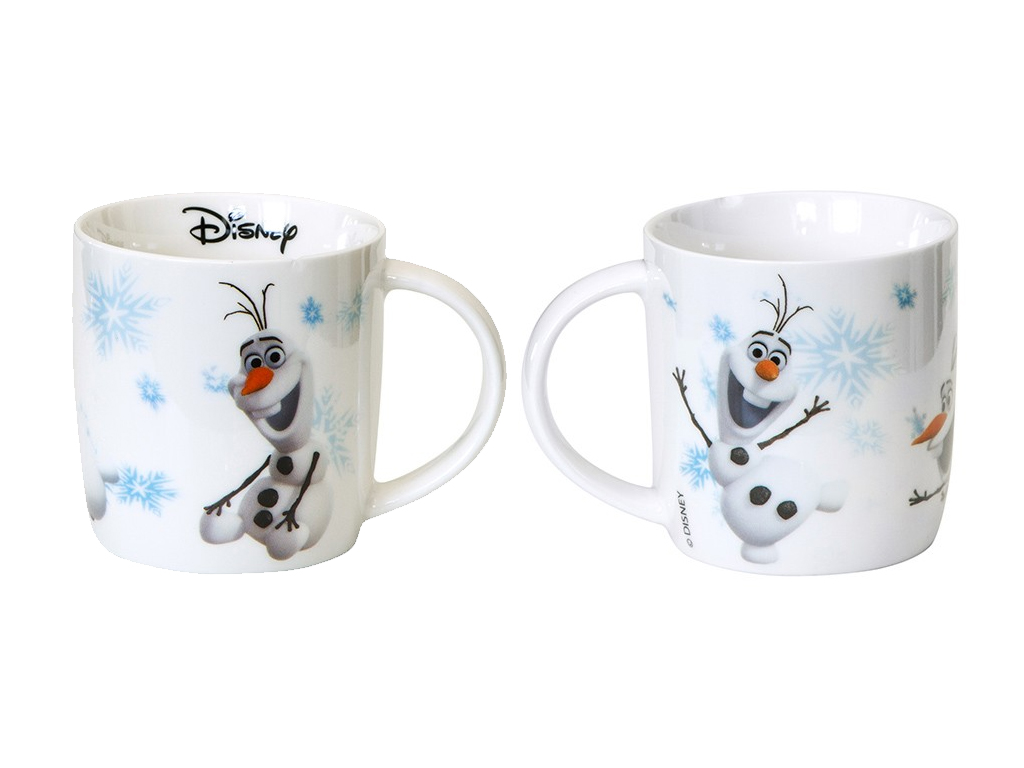 Disney Παιδική Κούπα 360 ml από Πορσελάνη με θέμα Frozen Olaf, 647798 - Disney σερβίρισμα   κούπες και ποτήρια