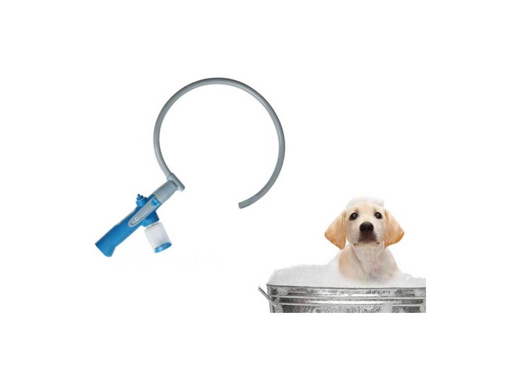 Συσκευή Καθαρισμού Κατοικιδίων – Pet Bath Ring - OEM κατοικίδια   περιποίηση και υγιεινή