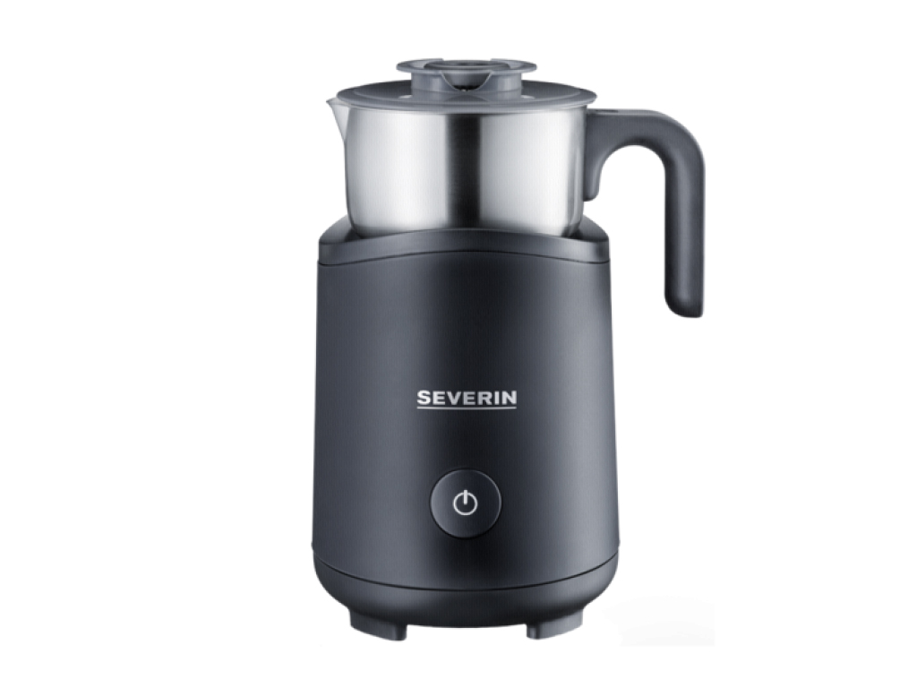 Severin Συσκευή για Ζεστό και Κρύο Αφρόγαλα 500W σε Μαύρο χρώμα, SM 9495 - Sever για την κουζίνα   μικροσυσκευές