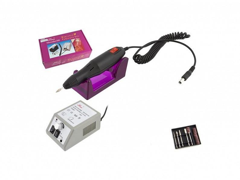 Σετ Μανικιούρ Πεντικιούρ ασύρματη συσκευή με 6 Εξαρτήματα, AG131 - Cb