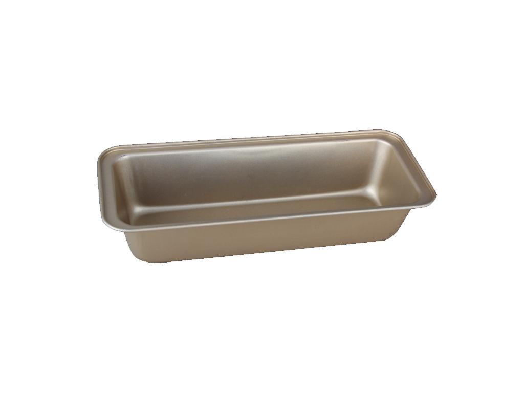 Berlinger Haus Φόρμα Ψησίματος-Ταψί Παραλληλόγραμμο 33x14x7cm με Αντικολλητική Τριπλή επίστρωση σε RoseGold χρώμα, My bronze pastry cook, BH-1426 - Berlinger Haus