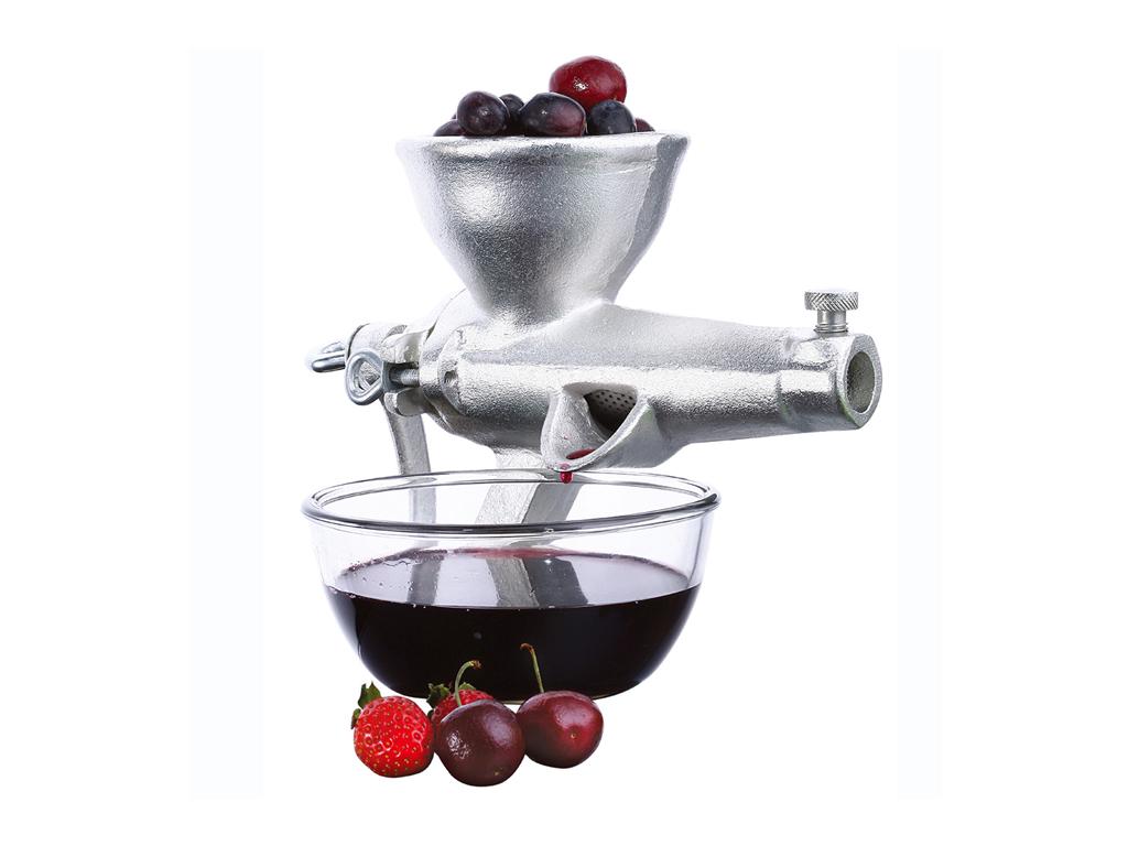 Blaumann Πρέσα Φρούτων και Λαχανικών Χειροκίνητος Αποχυμωτής 2 σε 1 από Χυτό Αλο για την κουζίνα   μικροσυσκευές