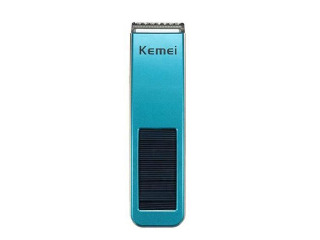 KEMEI Ηλιακή Κουρευτική Μηχανή, KM-579 Χρώμα Μπλε - KEMEI κομμωτική   κουρευτικές και ξυριστικές μηχανές