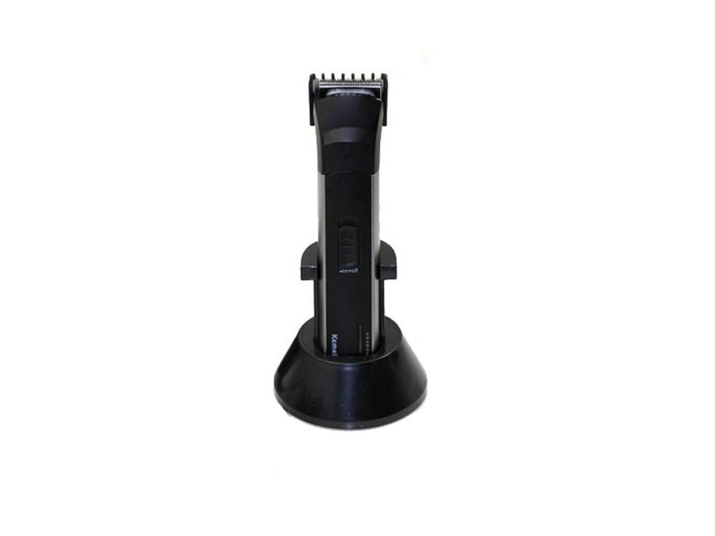 Τρίμερ ( trimmer ) Επαναφορτιζόμενο Επαγγελματικό Kemei KM-2599 Χρώμα Μαύρο - KE κομμωτική   κουρευτικές και ξυριστικές μηχανές