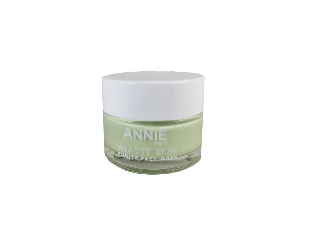 Annie Paris Μάσκα Προσώπου Πηλού με Λάσπη Νεκράς Θάλασσας για Καθαρισμό και Αναν υγεία  και  ομορφιά   περιποίηση προσώπου