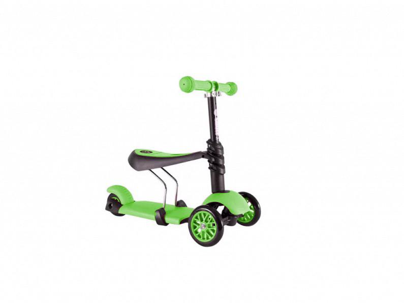 Πρωτοποριακό Παιδικό Πατίνι 3 σε 1 με 3 Τροχούς LED Glider Scooter Πράσινο - OEM παιχνίδια  παιδί  και  βρέφος   ποδηλατάκια   πατίνια