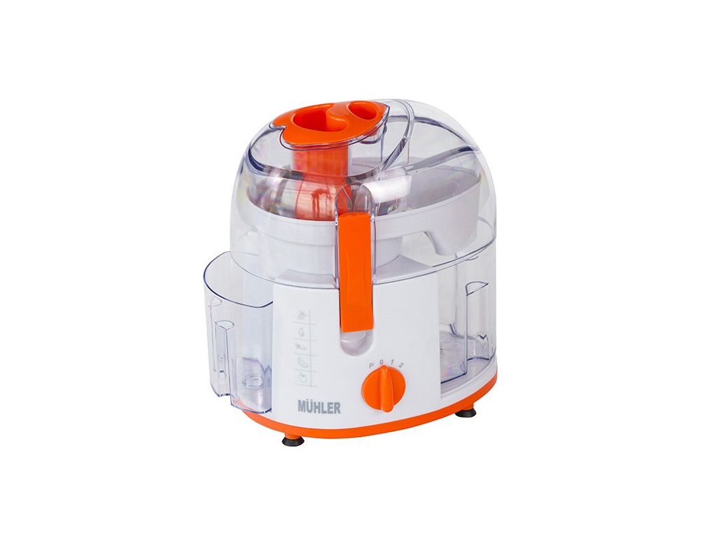 Muhler Ηλεκτρικός Αποχυμωτής 300W με Αθόρυβη λειτουργία σε Πορτοκαλί χρώμα, MJ-3 μικροσυσκευές   αποχυμωτές
