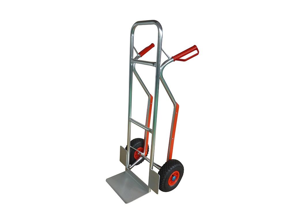 Επαγγελματικό Καρότσι μεταφοράς Αλουμινίου 118x50x50cm για Βάρος 150Kg με ρόδες  επαγγελματικά