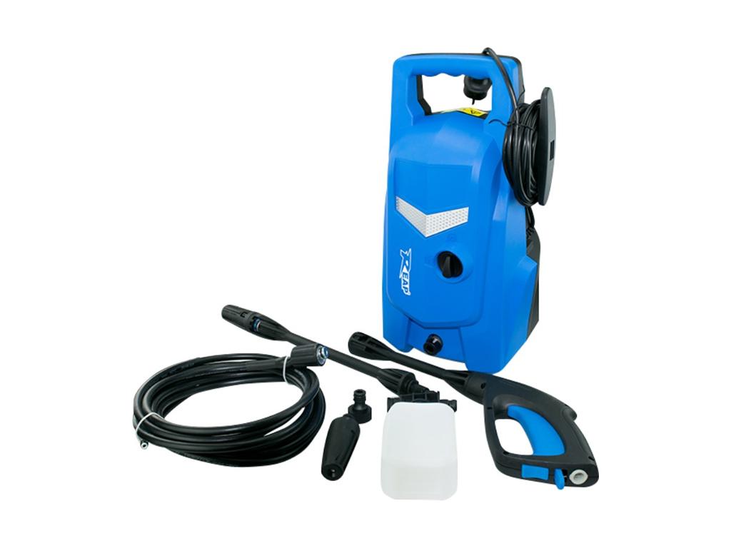 Ηλεκτρικό Πιεστικό Πλυστικό Μηχάνημα Νερού 1400W - 70 bar με 5 αξεσουάρ 27x24x41 εργαλεία για μαστορέματα   πλυστικά μηχανήματα