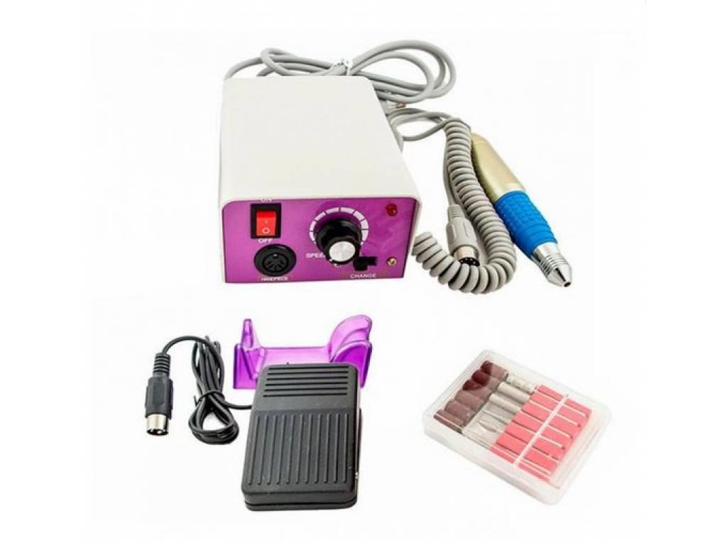Σετ Ηλεκτρικός Τροχός Μανικιούρ Πεντικιούρ με 30000 στροφές/λεπτό, MM-25000 - OE προϊόντα ομορφιάς   μανικιούρ και πεντικιούρ