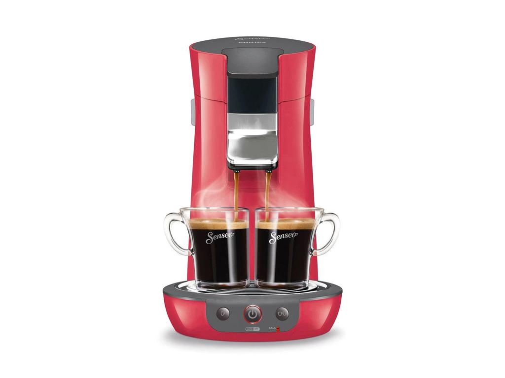 Philips Καφετιέρα Μηχανή Espresso SENSEO® 1450W με Σύστημα κάψουλας για 2 Φ ηλεκτρικές οικιακές συσκευές   καφετιέρες και είδη καφέ