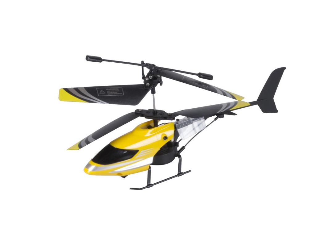 Eddy Toys Τηλεκατευθυνόμενο Ελικόπτερο 2 Καναλιών 17.5x10cm με Χειριστήριο και Δ παιχνίδια   τηλεκατευθυνόμενα  πίστες και αυτοκινητάκια