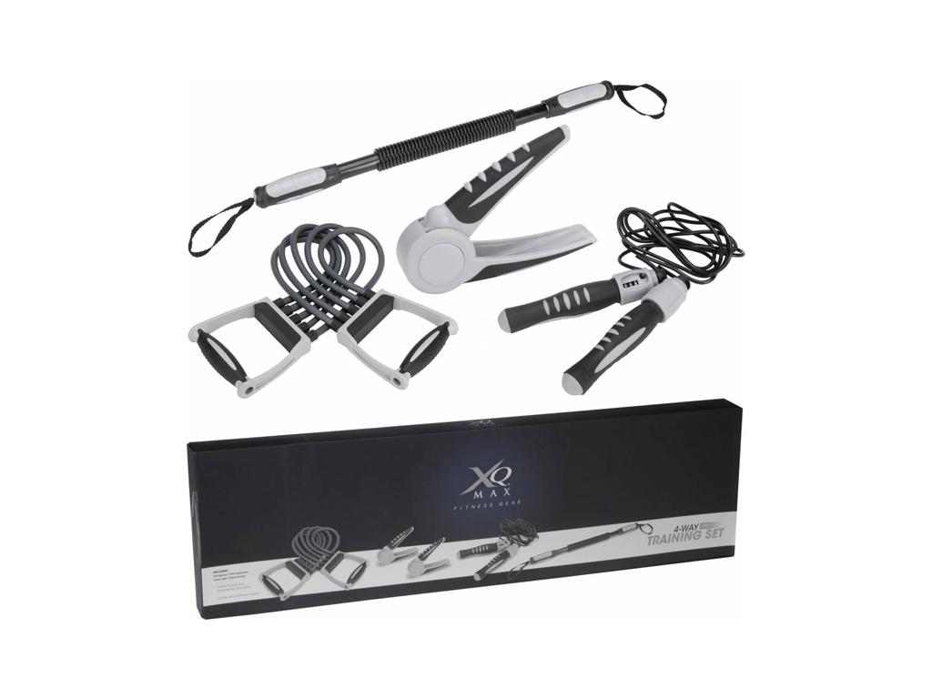 XQ-Max Σετ Deluxe Αερόβιας Άσκησης Aerobic 5 τεμ. για τόνωση των μυών και ενίσχυ αθλητισμός και fitness   ρούχα  αξεσουάρ και φορητή τεχνολογία