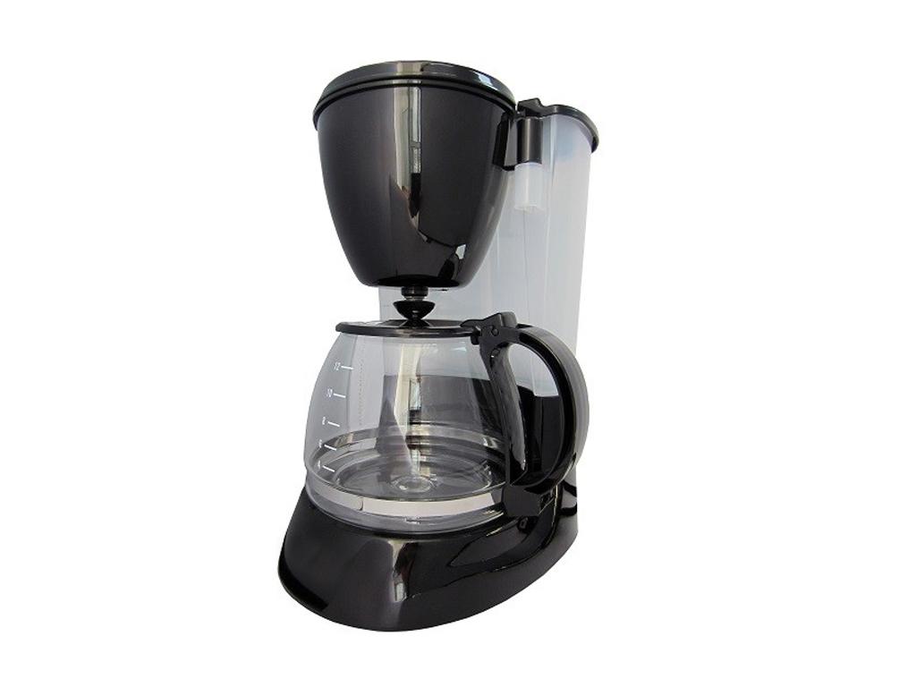 Καφετιέρα Φίλτρου 750W 1.25l για 12 φλιτζάνια σε Μαύρο χρώμα, C1280 - OEM μικροσυσκευές   καφετιέρες
