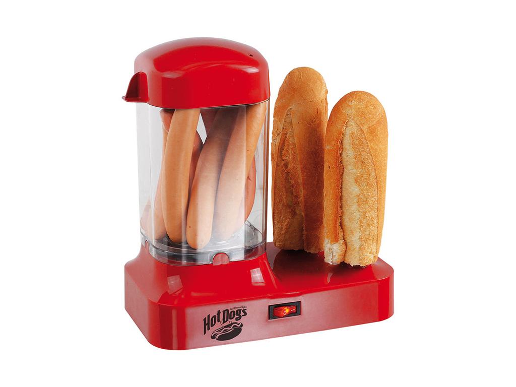 Domoclip Συσκευή παρασκευής Χοτ Ντογκ Hot Dog Maker 450W, DOC169 - Domoclip για την κουζίνα   μικροσυσκευές