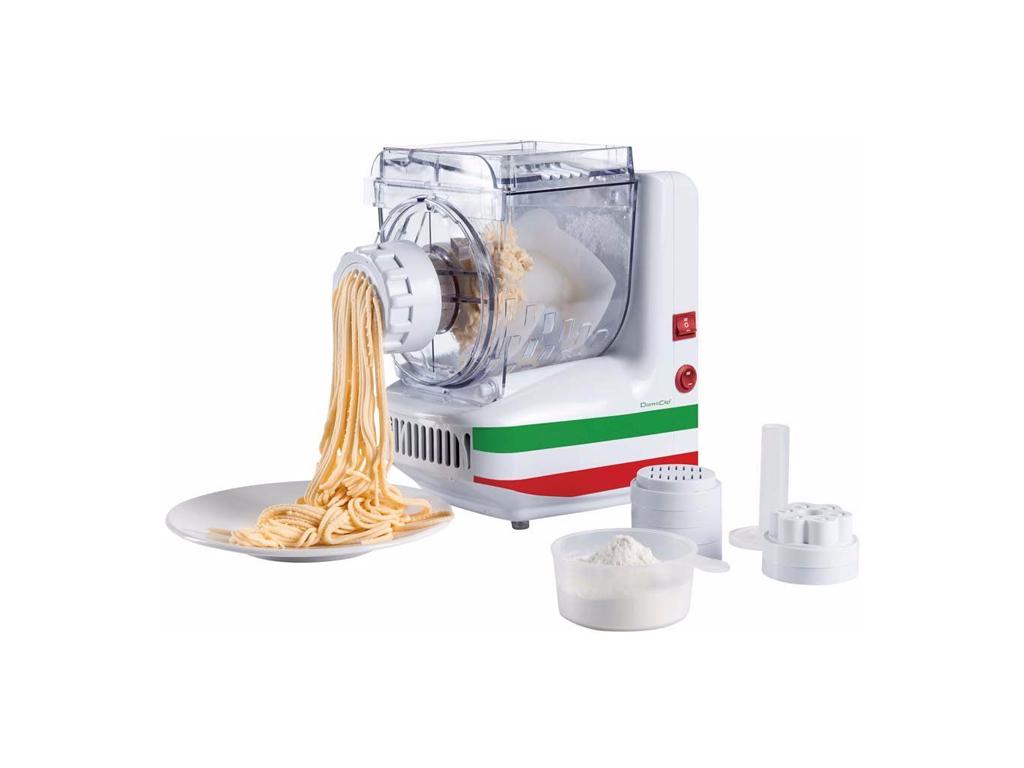 Domoclip Ηλεκτρική Συσκευή Παρασκευής Ζυμαρικών 180W με 10 εναλλάξιμες κεφαλές,  για την κουζίνα   μικροσυσκευές