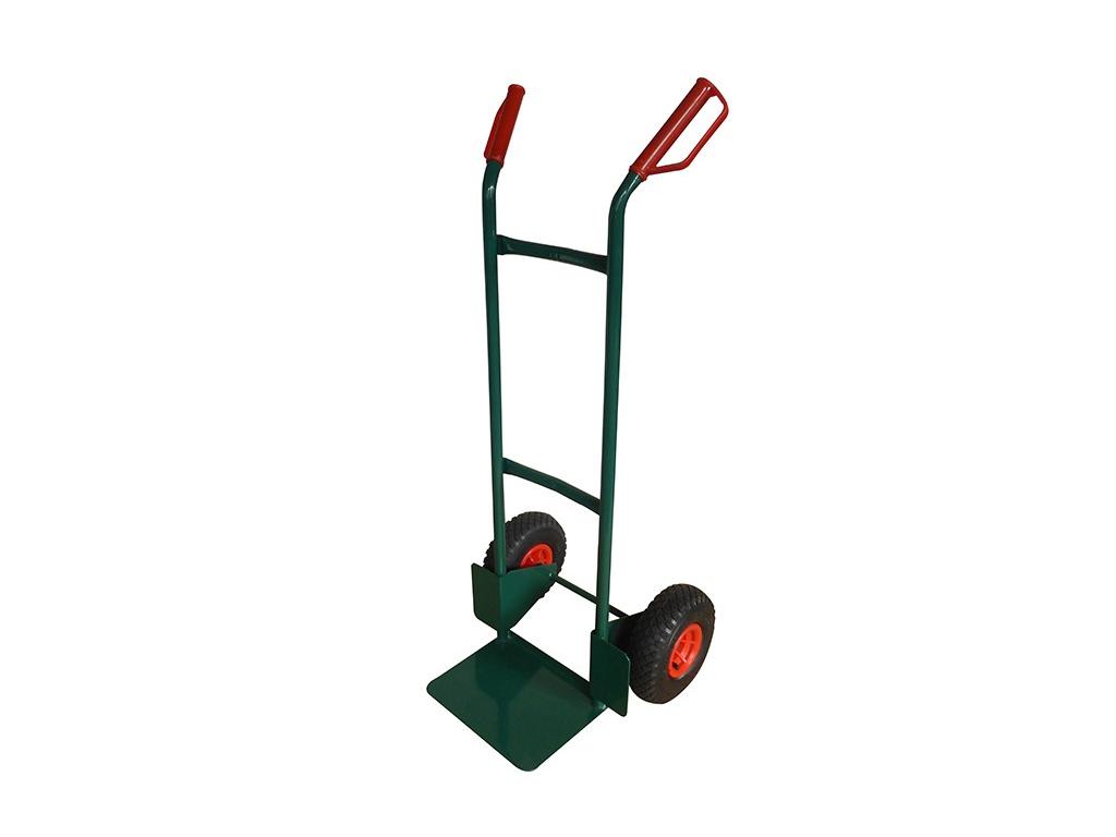 Επαγγελματικό Καρότσι μεταφοράς από Ατσάλι 120x52x50cm για Βάρος 150Kg με ρόδες  horeca   επαγγελματικά