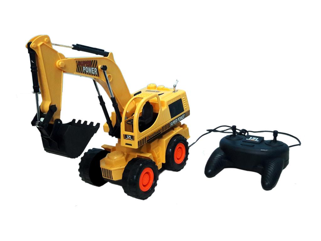 Τηλεκατευθυνόμενο JCB Φορτωτής Εκσκαφέας Φορτηγό Παιχνίδι, 6825S - OEM παιχνίδια   τηλεκατευθυνόμενα  πίστες και αυτοκινητάκια