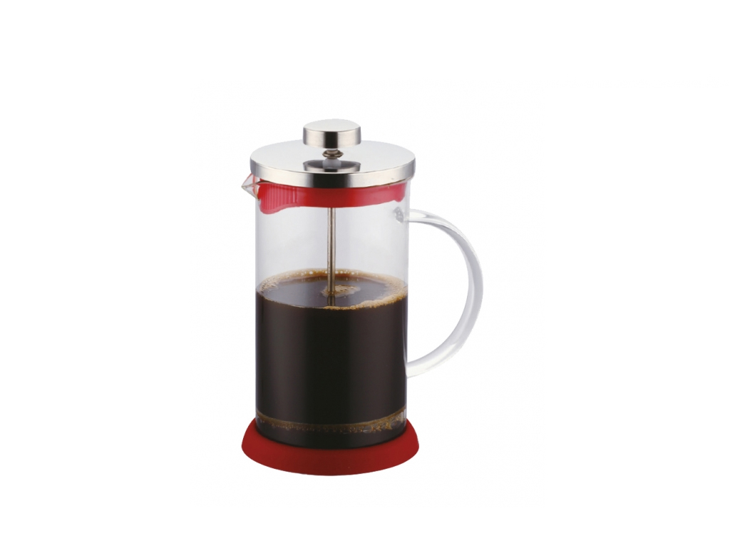 Peterhof Χειροκίνητη Καφετιέρα Γαλλικού 600ml από Ανοξείδωτο ατσάλι, PH-12525 Χρ ηλεκτρικές οικιακές συσκευές   καφετιέρες και είδη καφέ