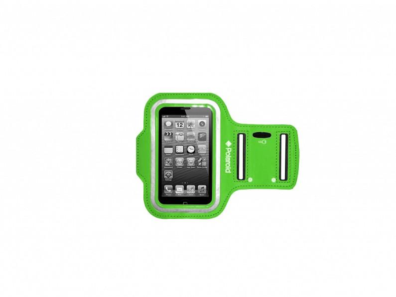 Polaroid Armband Sport Sleeve Universal - Θήκη μπράτσου για Apple iPhone SE/5/5S γυμναστική  και  fitness   αξεσουάρ γυμναστικής