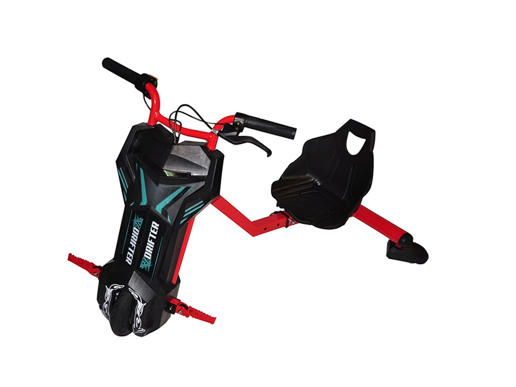 Manta Παιδικό Scooter Ηλεκτροκίνητο Τρίκυκλο Πατίνι με LED φωτισμό, 100W κινητήρ παιχνίδια  παιδί  και  βρέφος   ποδηλατάκια   πατίνια