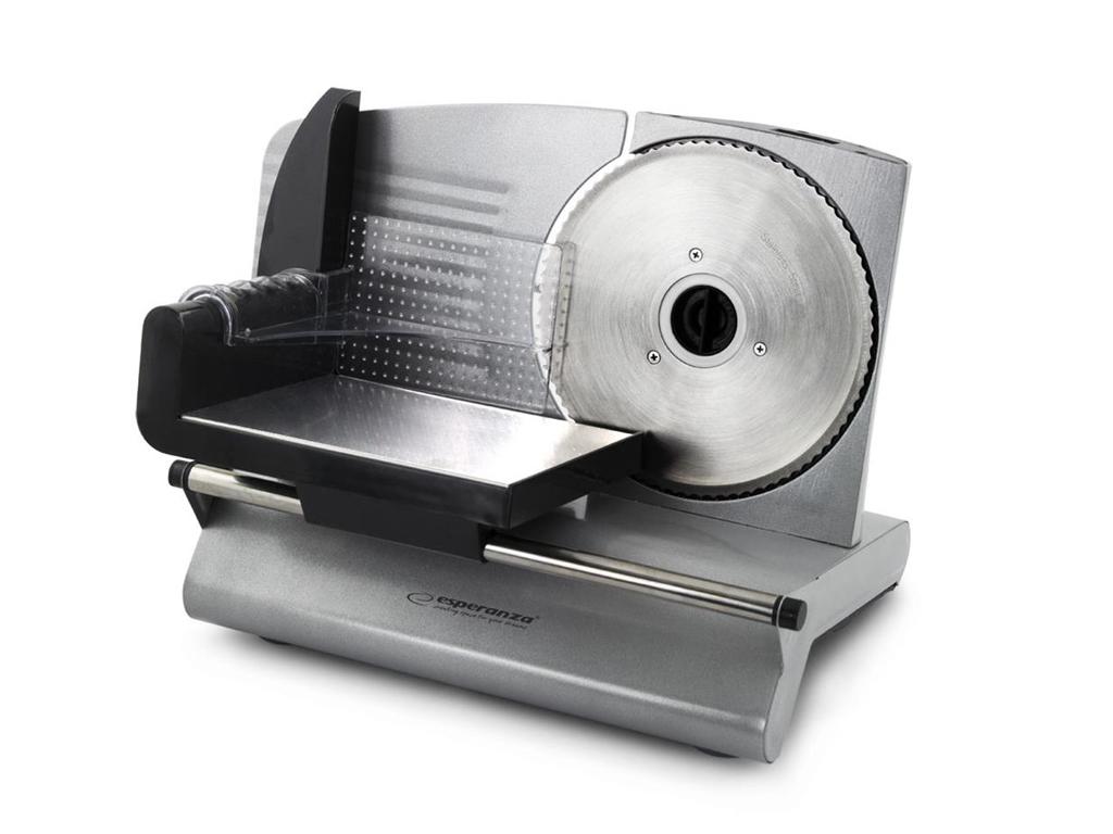 Esperanza Μηχανή Κοπής Ηλεκτρικό Μαχαίρι Ψωμιού, Αλλαντικών ή Τυριών 150W με Λεπ ηλεκτρικές οικιακές συσκευές   μαχαίρια κοπής αλλαντικών τυριών ψωμιού