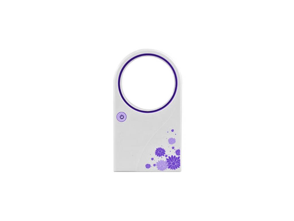 Επιτραπέζιο USB Ανεμιστηράκι Χειρός Τσέπης Χωρίς Πτερύγια με Λειτουργία εξάτμιση είδη θέρμανσης ψύξης   ανεμιστήρες