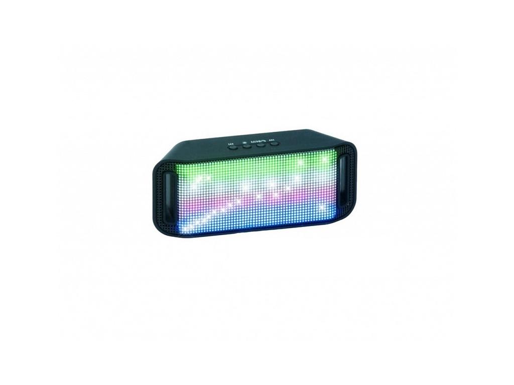 Lifetime Music Ασύρματο Ηχείο Bluetooth LED 3W με εμβέλεια έως 10m και Handsfree τεχνολογία   ηχεία