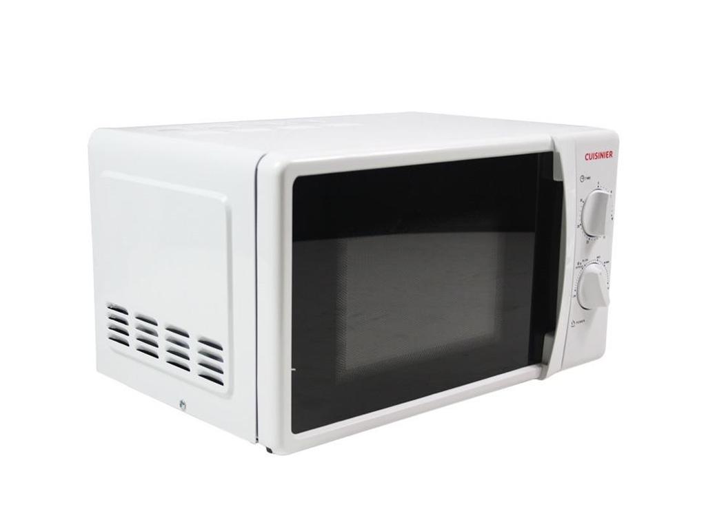 Cuisiner Elegance Φούρνος Μικροκυμάτων 20L 700W με 6 επίπεδα θέρμανσης σε Λευκό  ηλεκτρικές οικιακές συσκευές   φουρνάκια