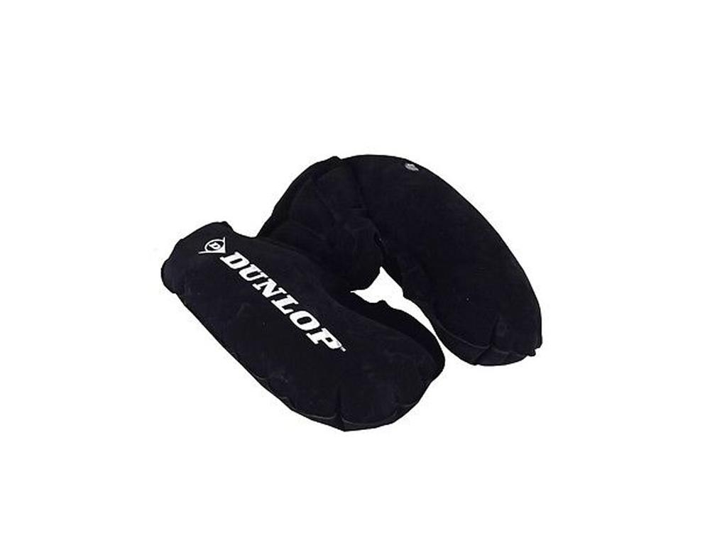 Dunlop Φουσκωτό Μαξιλάρι Ταξιδιού για Στήριξη Αυχένα και Κεφαλιού, 41722 - Dunlo ξεκούραση και ευεξία   kαλύμματα  στρώματα και μαξιλάρια