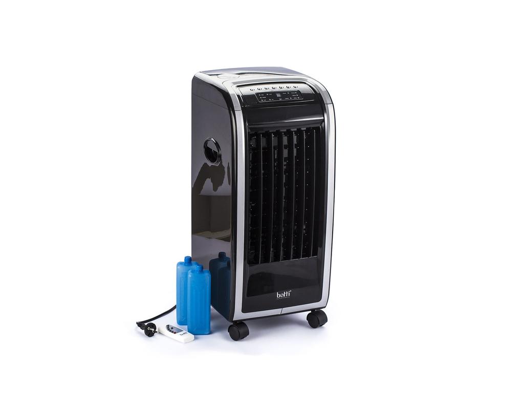 Botti Φορητό Κλιματιστικό δαπέδου Air Cooler 80W με Σύστημα Ψύξης και Ύγρανσης,  θέρμανση και κλιματισμός   ψύξη