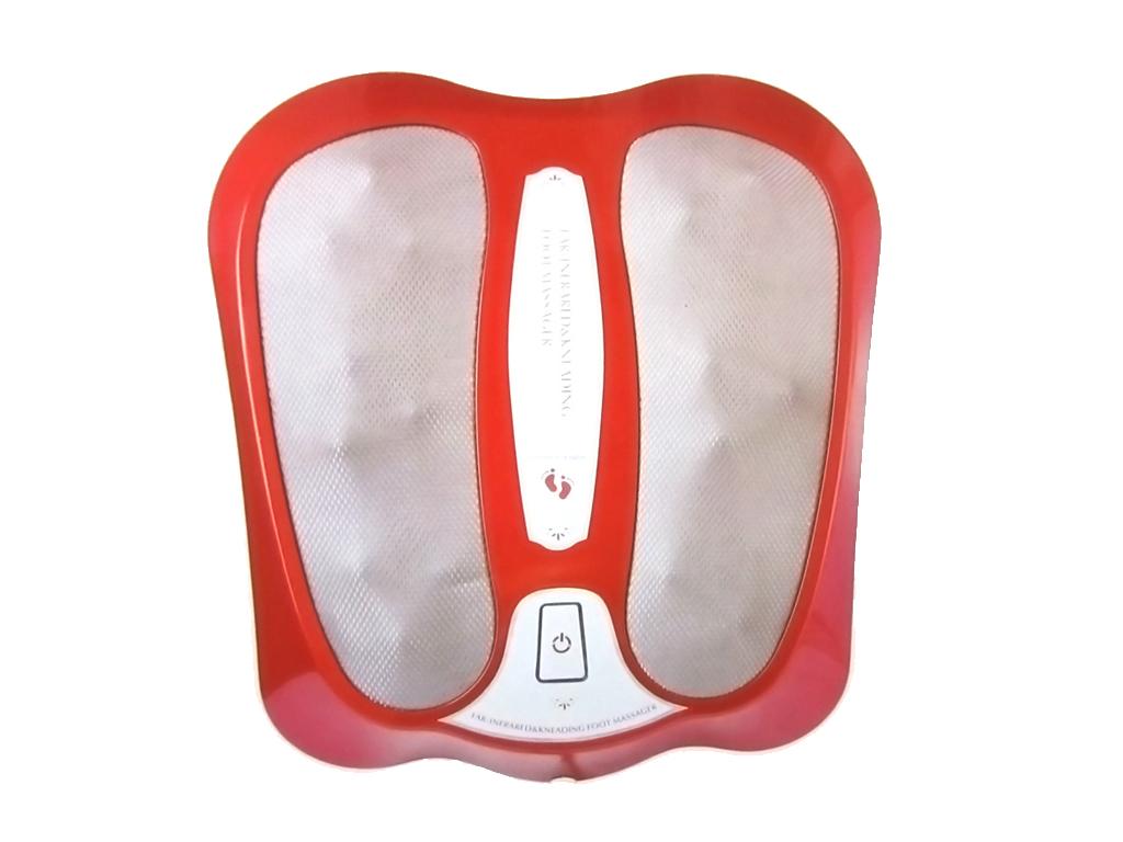 Συσκευή μασάζ ποδιών με θέρμανση υπερύθρων - OEM ξεκούραση και ευεξία   συσκευές μασάζ