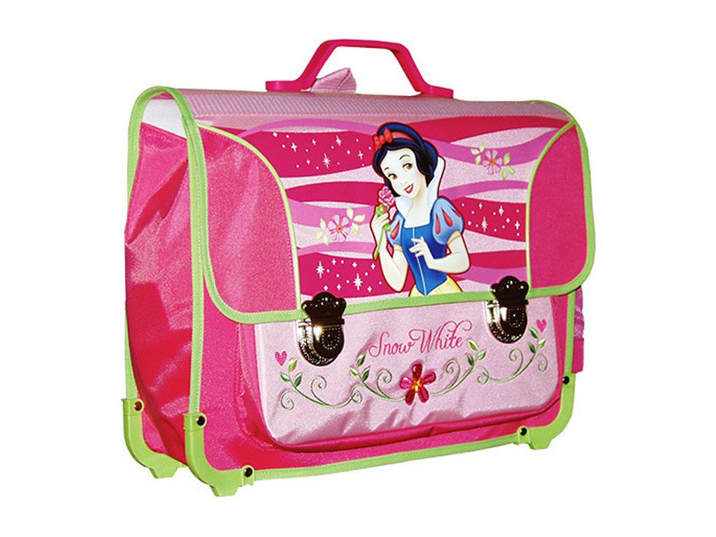 Disney Σχολική Ανατομική Τσάντα Πλάτης Δημοτικού με ενισχυμένη πλάτη Snow White  σχολικά είδη   σχολικές τσάντες