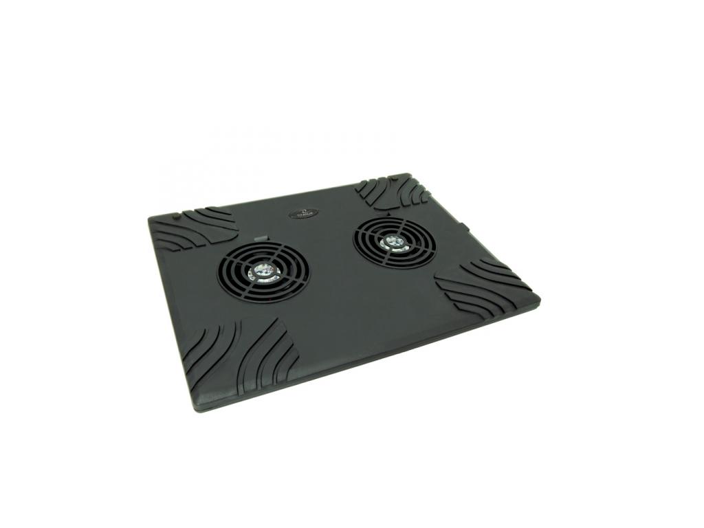 "Esperanza Βάση ψύξης για Laptop και Notebook έως 15.6"" Cooling Pad σε Μαύρο χρώμ περιφερειακά και αναλώσιμα   αξεσουάρ υπολογιστών"